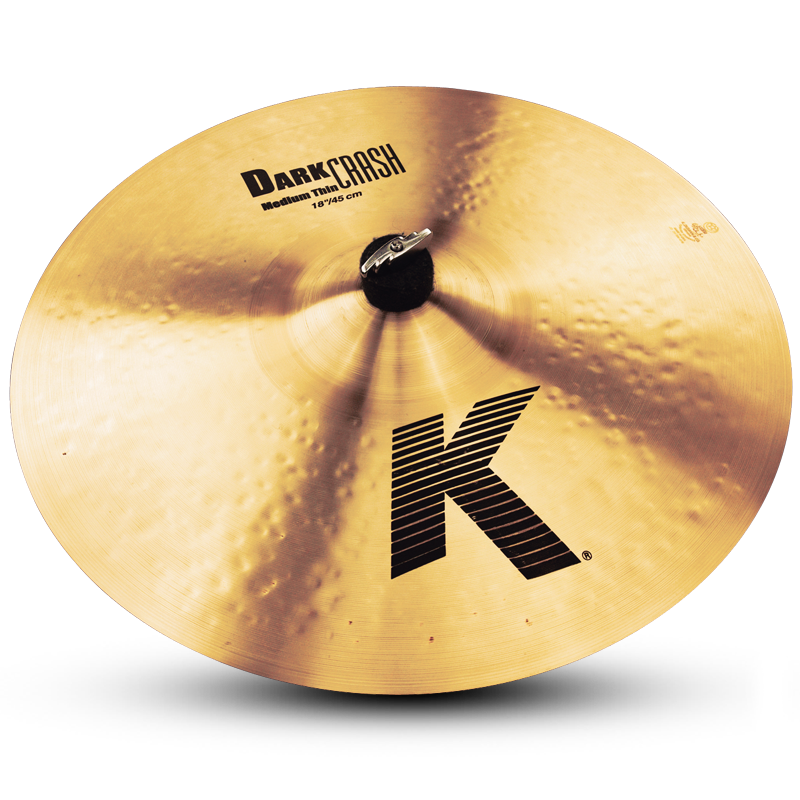 17 k dark crash medium thin zildjian